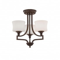 Savoy House Europe Terrell 3 Light Hanging Lamp