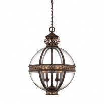 Savoy House Europe Strasbourg 4 Light Hanging Lamp