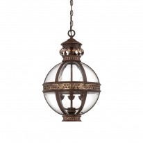 Savoy House Europe Strasbourg 3 Light Hanging Lamp